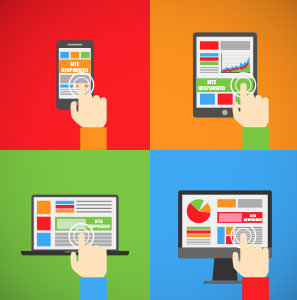 criação de site responsivo - Google Mobile First