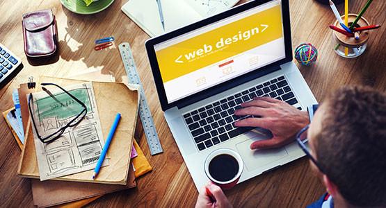 Design de sites: quais as últimas tendências para a página principal de seu website