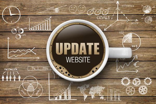 Manutenção de website – Preparados para o que der e vier