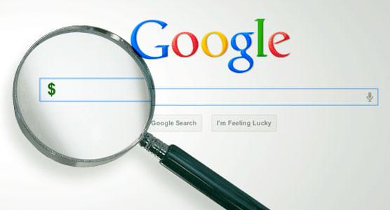 site na primeira pagina do google