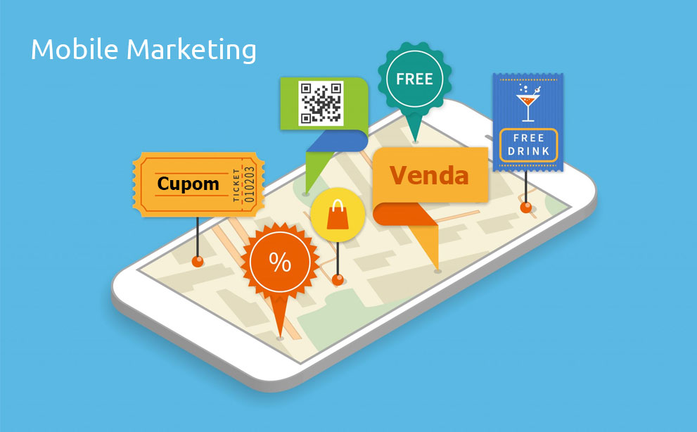 mobile marketing site responsivo