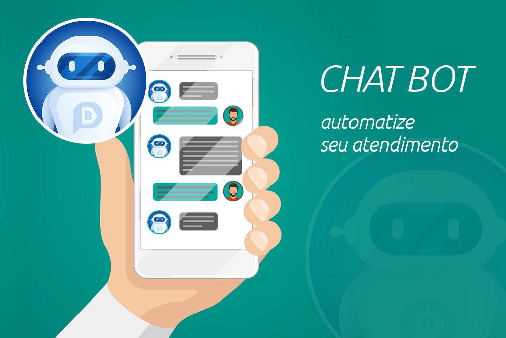 Chat bots – O futuro no atendimento de clientes. Veja como funciona.