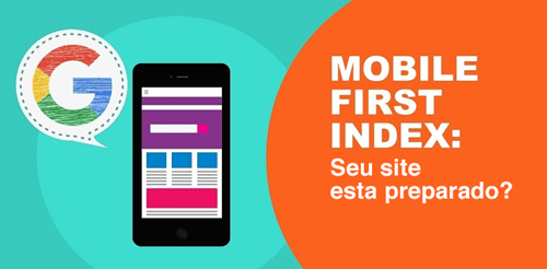 Site responsivo Google Mobile First